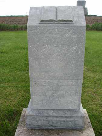 KOEPPEL, FRIEDA CLARA - Hutchinson County, South Dakota   FRIEDA CLARA KOEPPEL - South Dakota Gravestone Photos