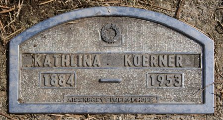 KOERNER, KATHLINA - Hutchinson County, South Dakota | KATHLINA KOERNER - South Dakota Gravestone Photos