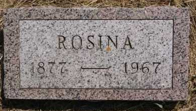 KOERNER, ROSINA - Hutchinson County, South Dakota | ROSINA KOERNER - South Dakota Gravestone Photos