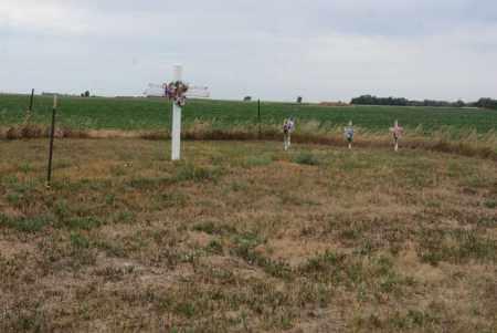 *KUHLMAN CEMETERY, WIDE VIEW - Hutchinson County, South Dakota   WIDE VIEW *KUHLMAN CEMETERY - South Dakota Gravestone Photos