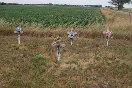 KUHLMAN, MARKERS - Hutchinson County, South Dakota | MARKERS KUHLMAN - South Dakota Gravestone Photos