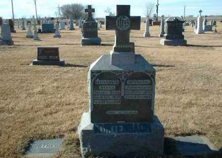 KURTENBACH, WILHELM - Hutchinson County, South Dakota   WILHELM KURTENBACH - South Dakota Gravestone Photos