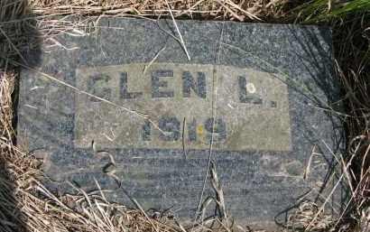 LAYTON, GLEN L. - Hutchinson County, South Dakota   GLEN L. LAYTON - South Dakota Gravestone Photos