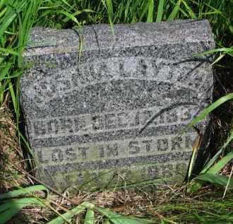 LAYTON, JOSHUA - Hutchinson County, South Dakota   JOSHUA LAYTON - South Dakota Gravestone Photos