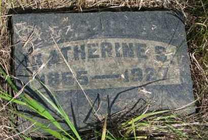 LAYTON, KATHERINE S. - Hutchinson County, South Dakota   KATHERINE S. LAYTON - South Dakota Gravestone Photos