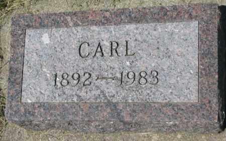 MARQUARDT, CARL - Hutchinson County, South Dakota | CARL MARQUARDT - South Dakota Gravestone Photos