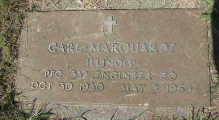 MARQUARDT, CARL (MILITARY) - Hutchinson County, South Dakota | CARL (MILITARY) MARQUARDT - South Dakota Gravestone Photos