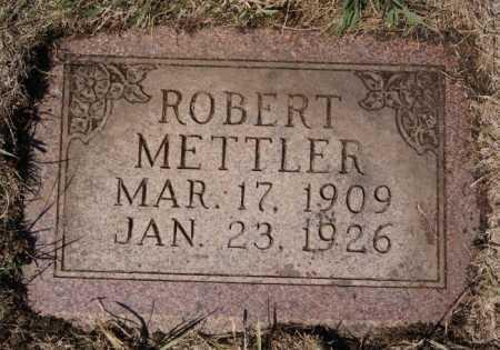 METTLER, ROBERT - Hutchinson County, South Dakota | ROBERT METTLER - South Dakota Gravestone Photos