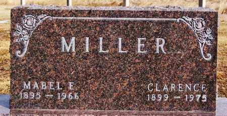 MILLER, CLARENCE - Hutchinson County, South Dakota | CLARENCE MILLER - South Dakota Gravestone Photos