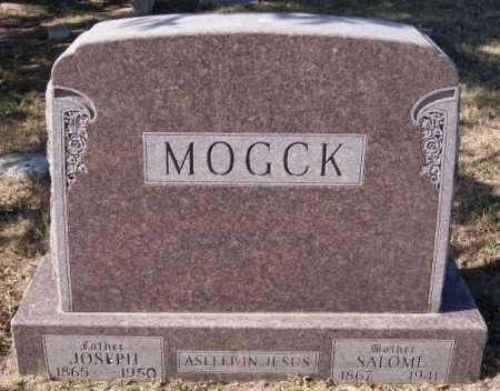 MOGCK, SALOME - Hutchinson County, South Dakota | SALOME MOGCK - South Dakota Gravestone Photos