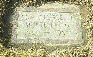MUNTEFERING, CHARLES - Hutchinson County, South Dakota | CHARLES MUNTEFERING - South Dakota Gravestone Photos