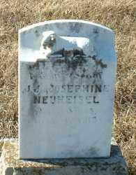 NEUHEISEL, INFANT SON OF J.J. & JOSEPHINE - Hutchinson County, South Dakota   INFANT SON OF J.J. & JOSEPHINE NEUHEISEL - South Dakota Gravestone Photos