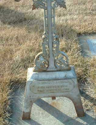 OBEREMBT, HERBERT - Hutchinson County, South Dakota   HERBERT OBEREMBT - South Dakota Gravestone Photos