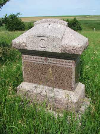 OTTO, FAMILY MARKER - Hutchinson County, South Dakota | FAMILY MARKER OTTO - South Dakota Gravestone Photos