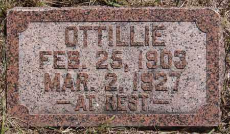 RODUNER, OTTILLIE - Hutchinson County, South Dakota | OTTILLIE RODUNER - South Dakota Gravestone Photos