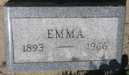 ROTH, EMMA - Hutchinson County, South Dakota | EMMA ROTH - South Dakota Gravestone Photos