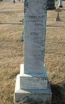 ROTH, FRANZISKA - Hutchinson County, South Dakota | FRANZISKA ROTH - South Dakota Gravestone Photos