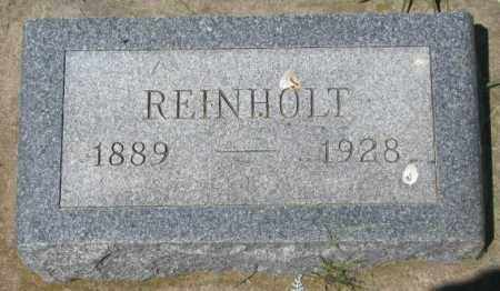 ROTH, REINHOLT - Hutchinson County, South Dakota | REINHOLT ROTH - South Dakota Gravestone Photos