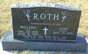 ROTH, JOAN - Hutchinson County, South Dakota   JOAN ROTH - South Dakota Gravestone Photos