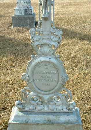 SCHLEPUETZ, WILHELM - Hutchinson County, South Dakota   WILHELM SCHLEPUETZ - South Dakota Gravestone Photos