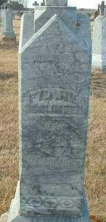 SCHLIMGEN, FRANK - Hutchinson County, South Dakota   FRANK SCHLIMGEN - South Dakota Gravestone Photos