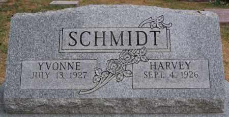 SCHMIDT, HARVEY - Hutchinson County, South Dakota | HARVEY SCHMIDT - South Dakota Gravestone Photos