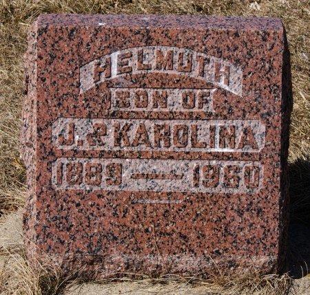 SCHNAIDT, HELMUTH - Hutchinson County, South Dakota | HELMUTH SCHNAIDT - South Dakota Gravestone Photos
