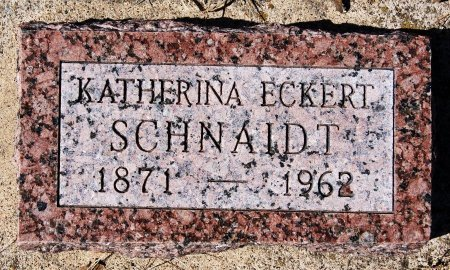 SCHNAIDT, KATHERINA - Hutchinson County, South Dakota | KATHERINA SCHNAIDT - South Dakota Gravestone Photos
