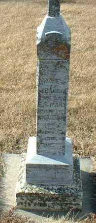 SCHOENFELDER, ANDREW - Hutchinson County, South Dakota   ANDREW SCHOENFELDER - South Dakota Gravestone Photos