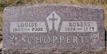 SCHOPPERT, ROBERT - Hutchinson County, South Dakota | ROBERT SCHOPPERT - South Dakota Gravestone Photos