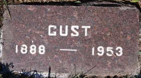 SCHULTZ, GUST - Hutchinson County, South Dakota   GUST SCHULTZ - South Dakota Gravestone Photos