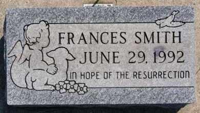 SMITH, FRANCES - Hutchinson County, South Dakota | FRANCES SMITH - South Dakota Gravestone Photos