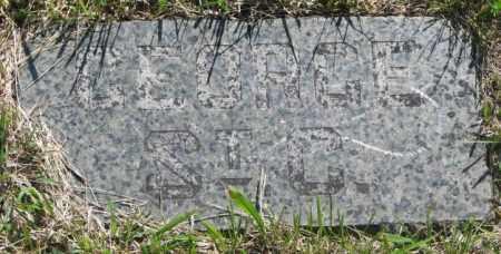 ST. C., GEORGE - Hutchinson County, South Dakota   GEORGE ST. C. - South Dakota Gravestone Photos