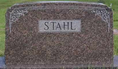 STAHL, FAMILY MARKER - Hutchinson County, South Dakota | FAMILY MARKER STAHL - South Dakota Gravestone Photos