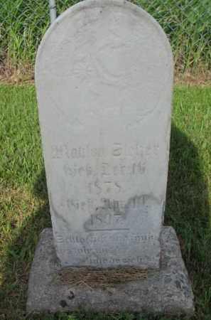 STEBER, MATILDA ? - Hutchinson County, South Dakota | MATILDA ? STEBER - South Dakota Gravestone Photos