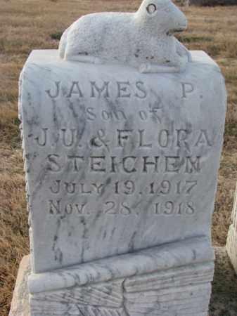 STEICHEN, JAMES P. - Hutchinson County, South Dakota | JAMES P. STEICHEN - South Dakota Gravestone Photos