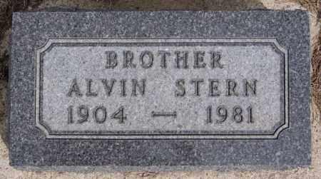 STERN, ALVIN - Hutchinson County, South Dakota | ALVIN STERN - South Dakota Gravestone Photos