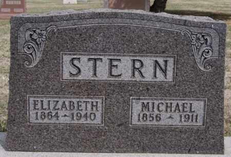 STERN, ELIZABETH - Hutchinson County, South Dakota   ELIZABETH STERN - South Dakota Gravestone Photos