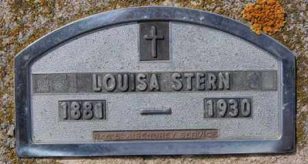 STERN, LOUISA - Hutchinson County, South Dakota | LOUISA STERN - South Dakota Gravestone Photos