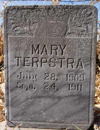TERPSTRA, MARY - Hutchinson County, South Dakota | MARY TERPSTRA - South Dakota Gravestone Photos