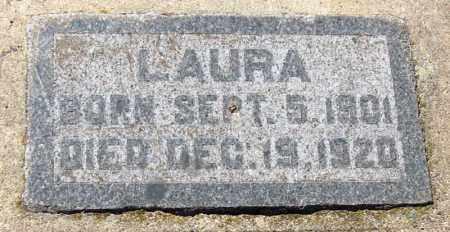 THILL, LAURA - Hutchinson County, South Dakota   LAURA THILL - South Dakota Gravestone Photos