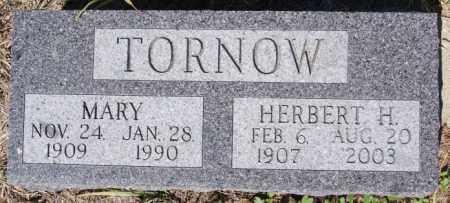 TORNOW, HERBERT H - Hutchinson County, South Dakota | HERBERT H TORNOW - South Dakota Gravestone Photos