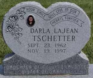TSCHETTER, DARLA LAJEAN - Hutchinson County, South Dakota | DARLA LAJEAN TSCHETTER - South Dakota Gravestone Photos