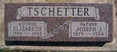 TSCHETTER, JOSEPH J - Hutchinson County, South Dakota | JOSEPH J TSCHETTER - South Dakota Gravestone Photos
