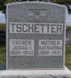 TSCHETTER, KATHARINA - Hutchinson County, South Dakota   KATHARINA TSCHETTER - South Dakota Gravestone Photos