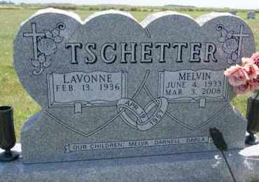 TSCHETTER, MELVIN - Hutchinson County, South Dakota | MELVIN TSCHETTER - South Dakota Gravestone Photos