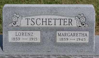 TSCHETTER, MARGARETHA - Hutchinson County, South Dakota   MARGARETHA TSCHETTER - South Dakota Gravestone Photos