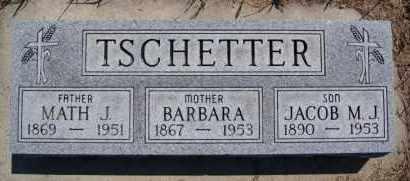 TSCHETTER, JACOB M J - Hutchinson County, South Dakota | JACOB M J TSCHETTER - South Dakota Gravestone Photos