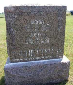 TSCHETTER, JOSEPH SR. - Hutchinson County, South Dakota | JOSEPH SR. TSCHETTER - South Dakota Gravestone Photos