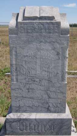 ULMER, ANDREAS - Hutchinson County, South Dakota | ANDREAS ULMER - South Dakota Gravestone Photos